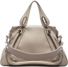 Chloé Medium Paraty Military Shoulder Bag - Lyst