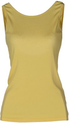 Dondup Sleeveless Tshirt - Lyst