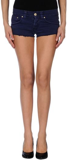 Dondup Denim Shorts - Lyst