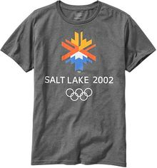 Gap Salt Lake Olympics T - Lyst