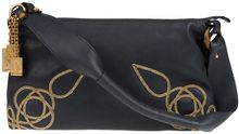 John Galliano Medium Leather Bag - Lyst