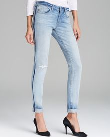 Marc By Marc Jacobs Rolled Slim Jeans  - Lyst