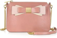 Marc Jacobs Rosewood and Pink Pochette On Chain - Lyst