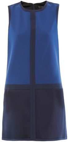 Rag & Bone Margot Colourblock Dress - Lyst