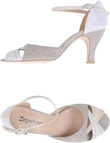 Repetto Highheeled Sandals - Lyst