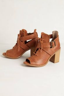Seychelles Field Day Booties - Lyst