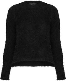 Topshop Tall Fluffy Boxy Crop - Lyst