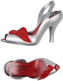 Vivienne Westwood Anglomania Highheeled Sandals - Lyst