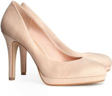 H&M Court Shoes - Lyst