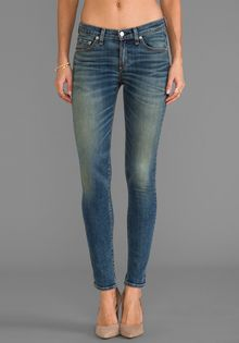 Rag & Bone The Skinny Jean in Brimfield - Lyst