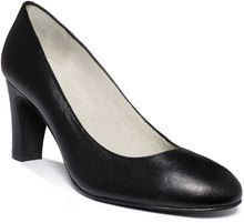 Tahari Womens Polly Mid Heel Pumps - Lyst