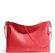 Coach Bleecker Daily Shoulder Bag in Leather - Lyst