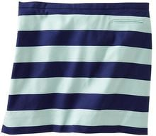 Gap Rugbystripe Mini Skirt - Lyst