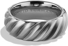 David Yurman Modern Cable Band Ring - Lyst