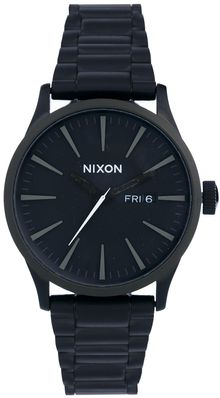 Nixon Sentry Watch With Bracelet Strap A356 - Lyst