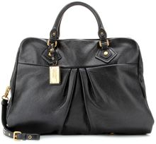 Marc By Marc Jacobs The Delancey Leather Tote - Lyst