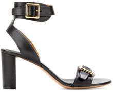 Chloé Leather Sandals - Lyst