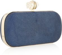 Marchesa Lily Stingray Clutch - Lyst