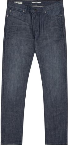 Reiss Catch Washed Denim Jeans - Lyst