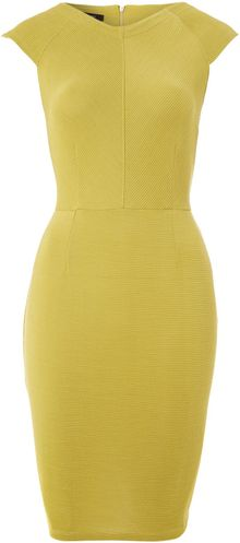Therapy Textured Tulip Dress - Lyst