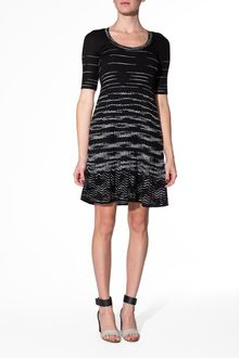 M Missoni Serpent Dress - Lyst
