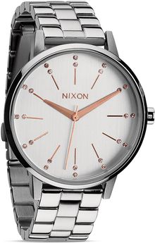 Nixon The Kensington Crystal Watch 37mm - Lyst