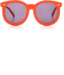 Karen Walker Super Worship Sunglasses - Lyst
