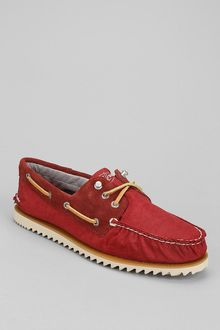 Sperry Topsider Razorfish Boat Shoe - Lyst