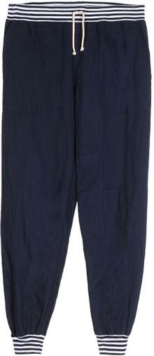 Band Of Outsiders Casual Trouser - Lyst