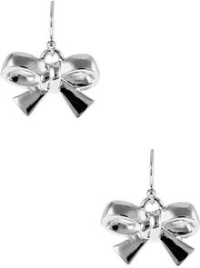Kate Spade Finish Touch Drop Earrings - Lyst