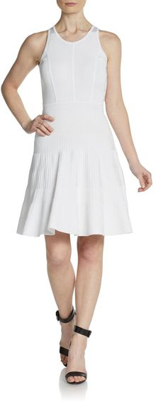 Milly Delilah Fitandflare Dress - Lyst