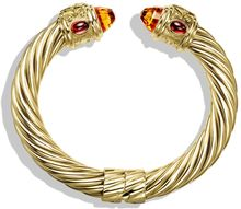 David Yurman Renaissance Bracelet with Citrine - Lyst