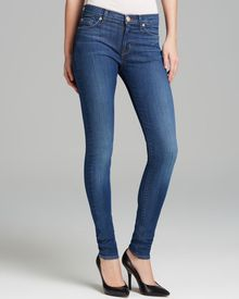 Hudson Jeans Nico Super Skinny in Stepping Stone - Lyst