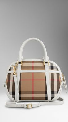 Burberry The Small Orchard in Sartorial House Check - Lyst