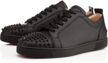 Christian Louboutin Louis Junior Spikes Mens Flat - Lyst