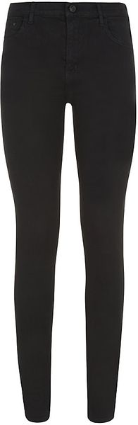 The Kooples Soft Skinny Jeans - Lyst