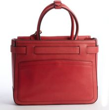 Reed Krakoff Red Leather Medium Boxer Bag - Lyst