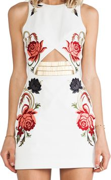 Sass & Bide Arm Yourself Dress - Lyst
