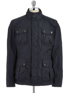 Hugo Boss Lightweight Zip Up Jacket - Lyst