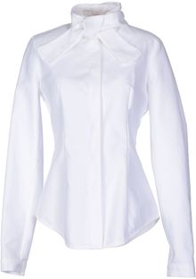 L'Wren Scott Shirt - Lyst