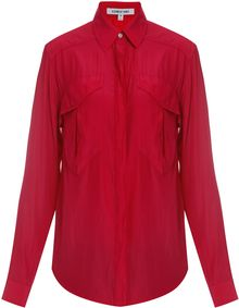 Elizabeth And James Erickson Ls Shirt - Lyst