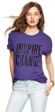 Gap International Womens Day Tee - Lyst