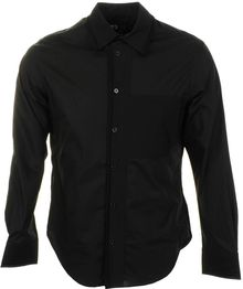 Y-3 Raw Cut Shirt - Lyst