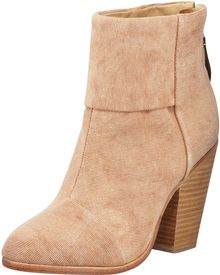 Rag & Bone Newbury Classic Canvas Boot Camel - Lyst
