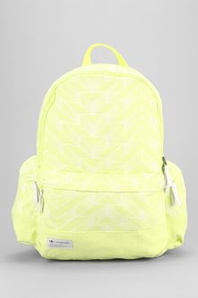 Adidas Blue L Backpack - Lyst