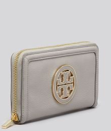 Tory Burch Wallet Amanda Zip Continental - Lyst