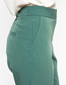 Asos Pants in Straight Leg with Jet Pocket - Lyst