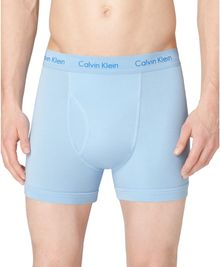 Calvin Klein Mens Cotton Stretch Trunk 2 Pack - Lyst