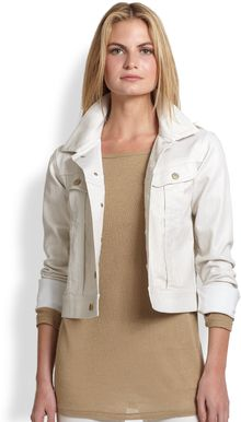 Ralph Lauren Black Label Mason Trucker Jacket - Lyst
