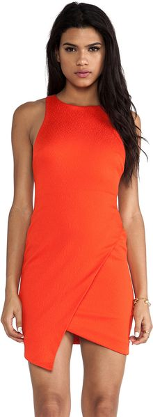 Bec&bridge Isis Angle Dress - Lyst